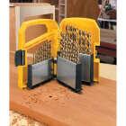 DeWalt 29-Piece Gold Ferrous Pilot Point Drill Bit Set, 1/16 In. thru 9/32 In. Image 3