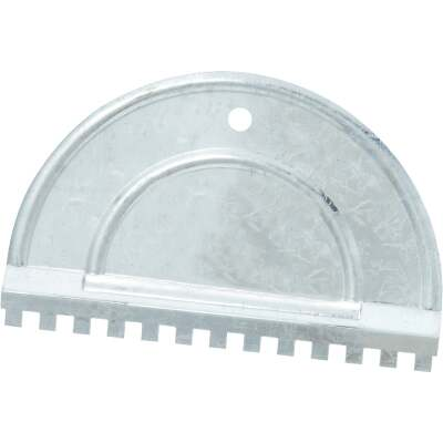 Do it 1/4 In. Square-Notch Half Moon Adhesive Spreader