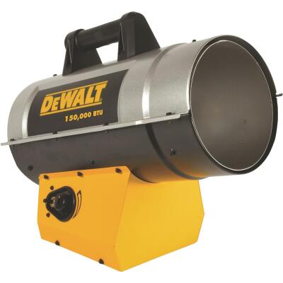 DeWalt 150,000 BTU Propane Forced Air Heater