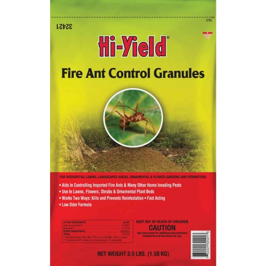 Hi-Yield 3.5 Lb. Ready To Use Granules Fire Ant Control