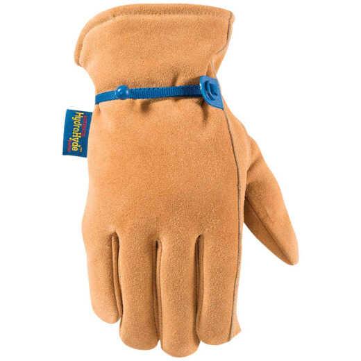 Wells Lamont HydraHyde Men's Medium Suede Cowhide Insulated Work Glove